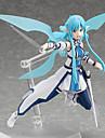 Anime de acțiune Figurile Inspirat de Sword Art Online Cosplay PVC 15 CM Model de Jucarii păpușă de jucărie