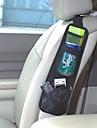 vattentätt tyg bil auto bilsäte sida tillbaka förvaringsficka baksätet hängande förvaringspåsar arrangör
