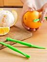 1 piese Portocaliu Peeler & Razatoare For pentru Fructe Bucătărie Gadget creativ