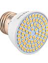 ywxlight® e27 72d 7w 2835smd 500-700lm alb cald rece alb natural alb condus lumina reflectoarelor (AC 110v / ac 220V)
