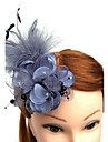 tul pene fascinații net de pălării cuiburi voci căști stil elegant