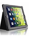 Pentru Cu Stand Magnetic Maska Corp Plin Maska Culoare solida Greu PU piele pentru AppleiPad (2017) iPad Pro 9.7 \'\' iPad Air 2 iPad Air