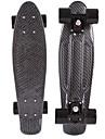 22 inch kryssnings skateboarden Professionell PP (Polypropen) Svart