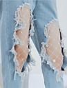 Ciorapi cu Chilot Subțire Acrylic