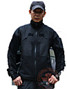 Hunting Fleece Jacket Men\'s Windproof / Waterproof / Breathable Classic Winter Fleece Top Long Sleeve for Hunting / Leisure Sports