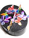 Sculptura magnetică Jucării Magnet Puzzle Metal Alină Stresul Jucării Educaționale 1 Bucăți Jucarii Magnetic Reparații Circular Fluture