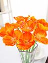 10 Gren Verklig beröring Annat Bordsblomma Konstgjorda blommor