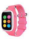 Yya6 gpslbsa-gpswifi tracker copii ceas pentru fetiță băiat student student smartwristwatch dispozitiv de localizare sos apel alarmă
