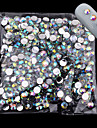 1000 pcs Glitters / Mode Quotidien Nail Art Design / Acrylique