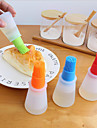 Pensulă For pentru pâine pentru pizza Silicon Calitate superioară Bucătărie Gadget creativ Novelty Other