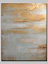 Peint a la main Abstrait Verticale,Moderne Style europeen Un Panneau Toile Peinture a l\'huile Hang-peint For Decoration d\'interieur