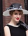Împletitură Stil Coș Diadema-Nuntă Ocazie specială Informal Birou & carieră Pălării/Căciuli 1 Bucată