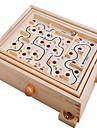 Labyrinthe en bois Jeux de Societe Labyrinthe Bois Pieces Unisexe Enfant Adulte Cadeau