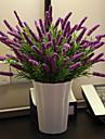 Konstgjorda blommor 1 Gren Pastoral Stil Plantor Bordsblomma