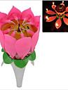 Vârfuri de Tort Zi de NaștereFlorale/Botanice Temă Florală Temă Flurure Temă Fluture Temă Clasică Temă Basme Petrecerea Baby Shower