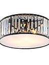 UMEI™ 4-Light Takmonterad Glödande - Kristall, LED, 110-120V / 220-240V Glödlampa inte inkluderad / 10-15㎡