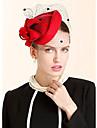 Lână Diadema-Nuntă Ocazie specială Informal Birou & carieră Pălării/Căciuli 1 Bucată