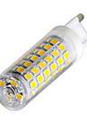YWXLIGHT® 9W 800-900 lm G9 Becuri LED Bi-pin T 88 led-uri SMD 2835 Intensitate Luminoasă Reglabilă Alb Cald Alb Rece Alb Natural AC
