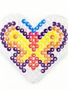 Desen Toy Margele de siguranțe Noutate Desen animat Fluture Inimă 5mm șablon Plastic Băieți Pentru copii Adulți Cadou 1pcs
