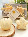 scoici de seashell și ardei grași de pește de aur stabiliți cadouri de nuntă pentru beter cadouri