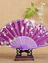 Mătase Ventilatoare și umbrele de soare-1 Piesă/Set 4 Piesă/Set Piece / Set Ventilatoare de MânăTemă Plajă Temă Grădină Temă Florală Temă