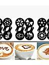 ml cafea Stencil . creator