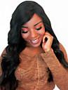 Cheveux Remy Full Lace Perruque 360 Frontale 180% Densite 100 % Tissee Main Perruque afro-americaine Ligne de Cheveux Naturelle Court