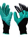 Hög kvalitet 1st Gummi Handskar Hållbar, Kök Städtillbehör