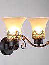 Modern/Contemporan Becuri de perete Pentru Sticlă Lumina de perete 110-120V 220-240V 40W