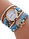 Pentru femei de Copil Ceas Sport Ceas La Modă Ceas de Mână Ceas Brățară Unic Creative ceas Ceas Casual Chineză Quartz bufniță Style Plin