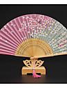 Ventilatoare și umbrele de soare-Piece / Set Decor Nuntă Unic Ornamente Temă Grădină Temă Asiatică Temă Florală Temă Flurure Temă Fluture