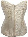 fermoar pentru femei suprasolicitate corset-solid, imprimare