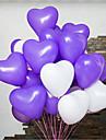 Latex Decoratiuni nunta-100Piesă/SetNuntă Ocazie specială Zi de Naștere Bebeluș nou Petrecere / Seară Evenimente/Petrecere Logodnă