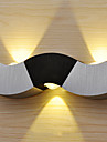 3 LED Integrat LED Modern/Contemporan Noutăți Caracteristică for Stil Minimalist Bec Inclus,Lumină Ambientală Lumina de perete