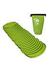 Matelas Resistant a l\'humidite Ultra leger (UL) Gonflable Confortable Flanelle pour Camping / Randonnee Toutes les Saisons