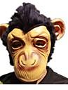 Masques d\'Halloween Masque d\'Animal Singe Horreur La colle Pieces Unisexe Adulte Cadeau