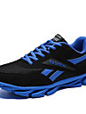 Bărbați Pantofi Plasă de Aerisire Toamnă Iarnă Confortabili Adidași de Atletism Plimbare Dantelă Pentru Casual Negru Rosu Albastru