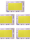 150w utral luminoase cob condus chip 220v impermeabil ip65 LED-uri chips-uri inteligente ic pentru diy spotlight cald / cool albe (5 buc)