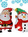 balon 60 * 45 Crăciun Santa Claus om de zăpadă nume produs dimensiuni net