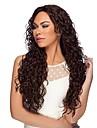 Remy-hår Spetsfront 360 Fasad Peruk Brasilianskt hår Löst vågigt Med babyhår 150% 180% Densitet 100 % handbundet Naturlig hårlinje Mellan