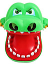 Crocodile Dentiste Poissons / Crocodile Grande Taille / Mordre la main Enfant / Adulte Unisexe