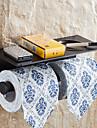 Toalettpappershållare Hög kvalitet Moderna Metall 1 st - Hotellbad Väggmonterad