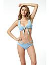Pentru femei Bikini - Imprimeu Halter