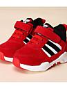 Bebeluș Pantofi Imitație de Piele Toamnă Iarnă Confortabili Adidași Pentru Casual Negru Gri Rosu Albastru
