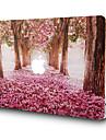 MacBook Fodral för Blomma Träd polykarbonat Ny MacBook Pro 15\'\' Ny MacBook Pro 13\'\' MacBook Pro 15 tum MacBook Air 13 tum MacBook Pro 13