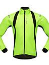 WOSAWE Långärmad Cykeltröja - Grön Cykel Tröja