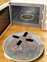 hârtie stropitoare de protecție cu microunde hover capac anti-pulverizare