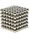 Magnetleksaker Superstarka neodymmagneter Magnetiskt block Neodymmagnet Magnetiska kulor Stresslindrande leksaker 20 Bitar 10mm Leksaker