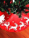 """1st santa claus tree kjol christmas red nyckfull santa julgranskula """"vacker julklapp"""