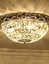 Takmonterad Fluorescerande - Kristall Ministil Glödlampa inkluderad, Chic och modern Modern, 110-120V 220-240V, Varmt vit, Glödlampa